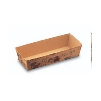 "Rectangular Loaf Pan (Country House)- 5.5""l x 2.6""w x 1.8""h - 250 pcs"