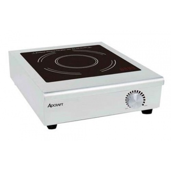 Adcraft Induction Cooker ? Manual Control 120V
