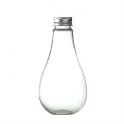 Ampolia Bottle - 6oz - 3''x 5.75'' - 100ct