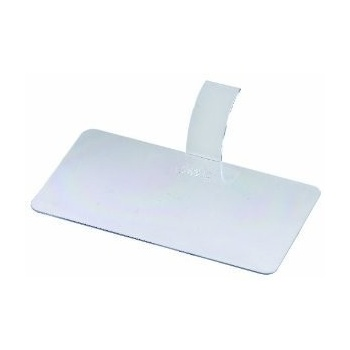 Palet Rectangle Monoportion Tray - 3,13 ? x 2,1 ? h 0,7 ?- 1000ct