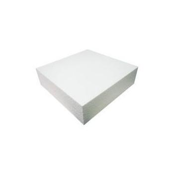 Square Cake Dummies 4'' High - 6'' x 6''