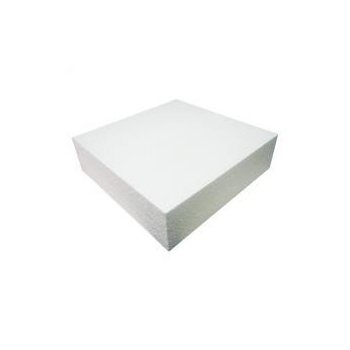 Square Cake Dummies 4'' High - 8'' x 8''