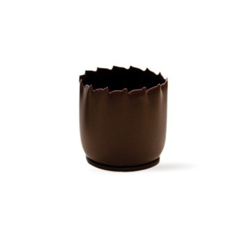 Belgian Chocolate Cups - Thimble Cups Ø25Mm - 72 Pces