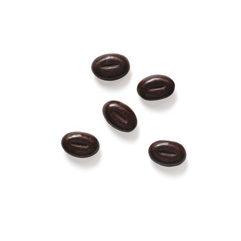 Belgian Chocolate Decoration Coffee Beans (Two Sides)