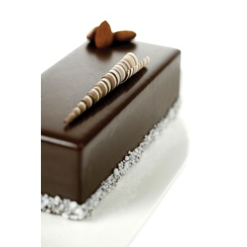 Belgian Chocolate Decoration Turitella - 117 Pces