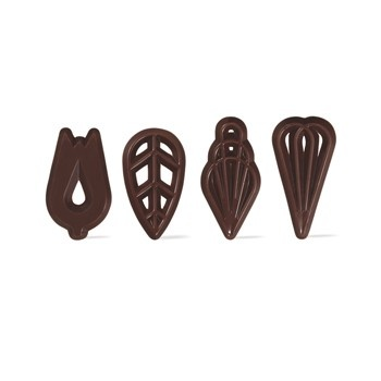 Belgian Chocolate Decoration Victory Assortment - 315 Pces