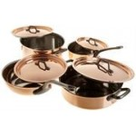 Bourgeat Copper Cookware
