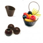Chocolate Cups and Truffle shells