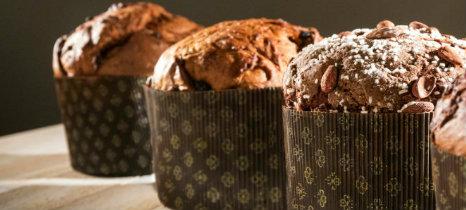 Panettone Baking