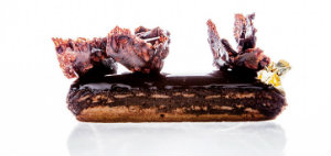 Chocolate Eclair by Cedric Grolet