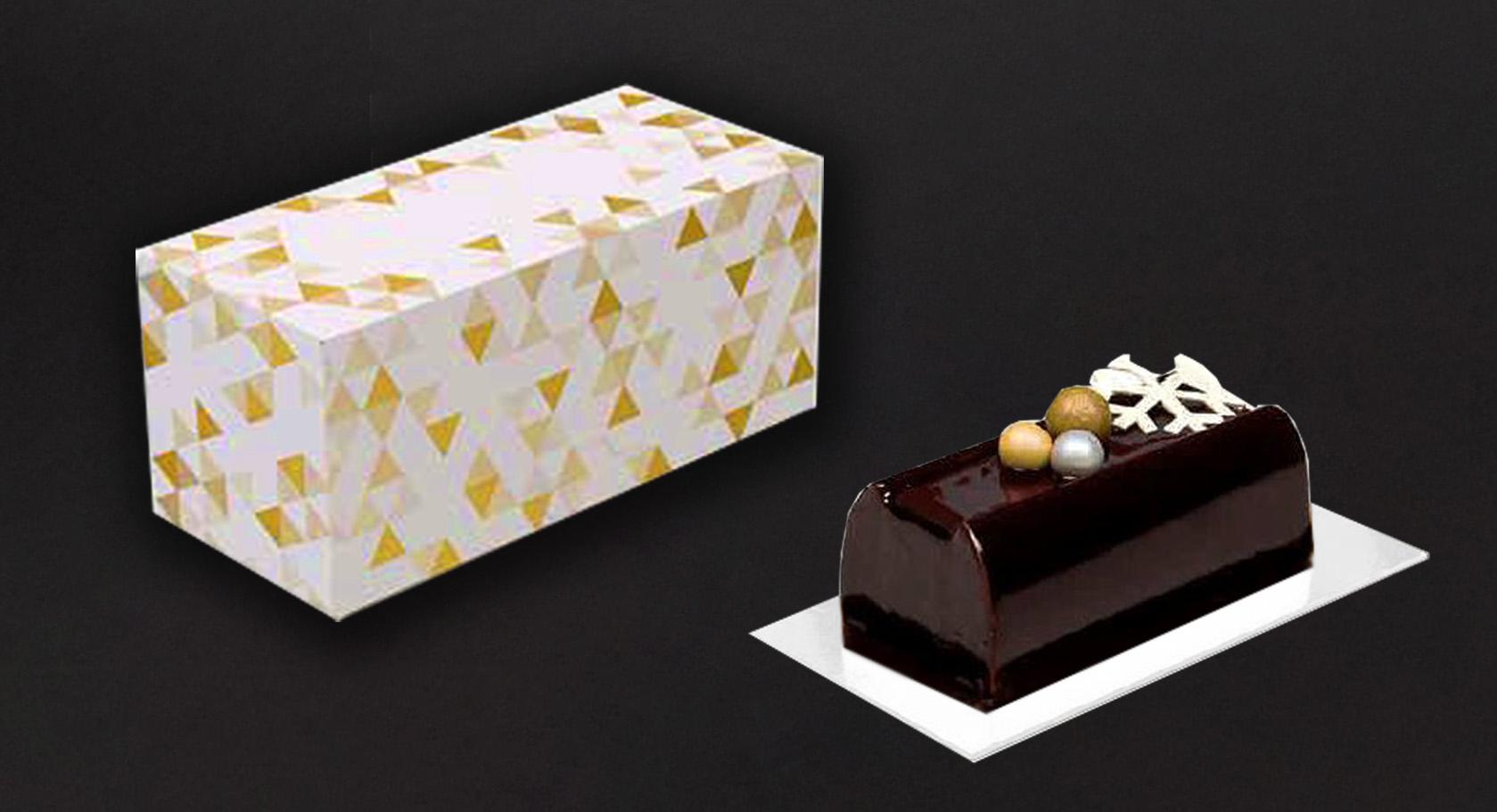 Log & Cake Packaging
