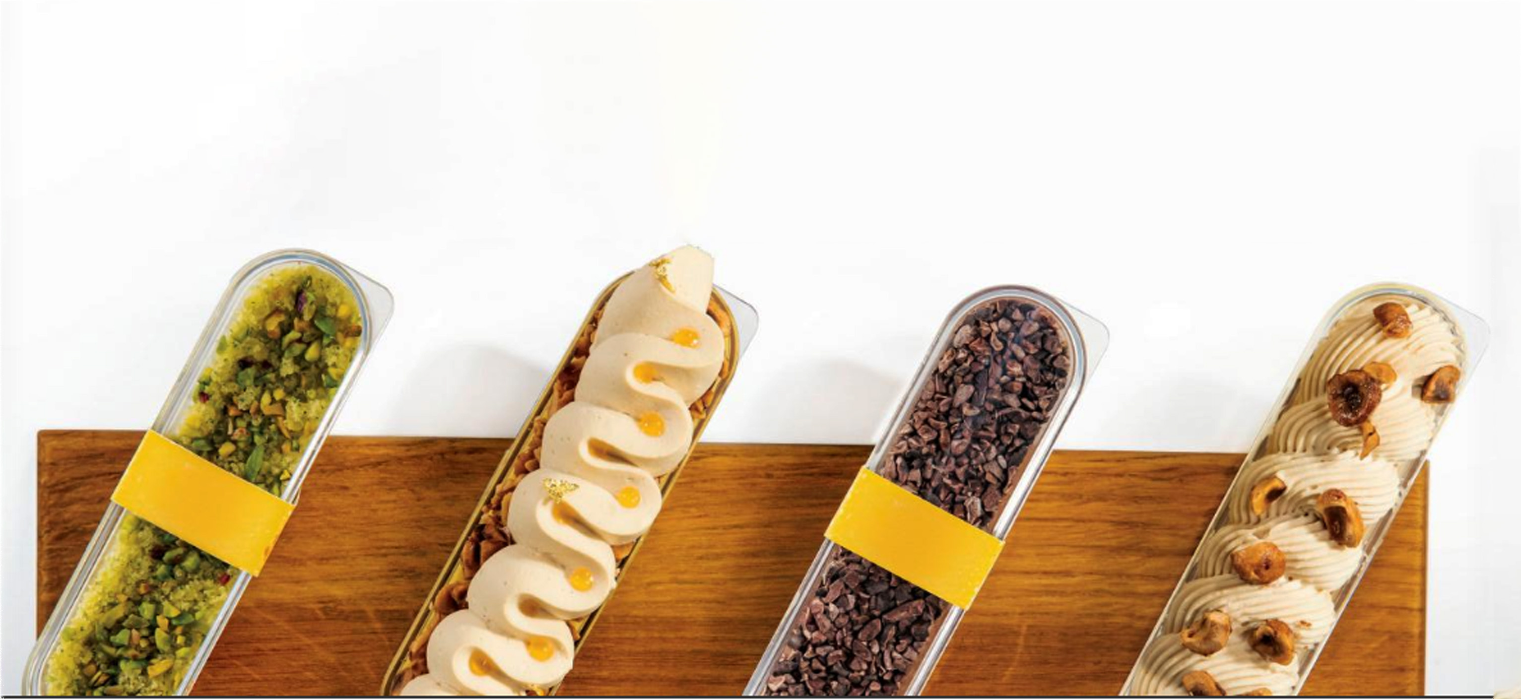 Mini Dishes and Verrines Cups